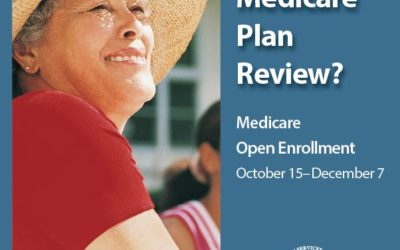 Medicare Part D Open Enrollment Resources