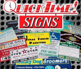 QuickTime! Signs, Inc.